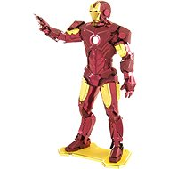 Metal Earth Marvel Iron Man - Stavebnica