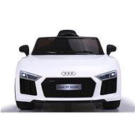 Audi R8 Spyder – biele - Detské elektrické auto