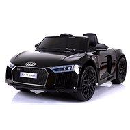 Audi R8 Spyder – čierne - Detské elektrické auto