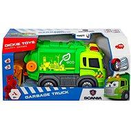 Dickie Auto Happy, smetiarske, 25 cm - Auto