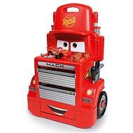 Smoby Cars 3 Pojazdná dielňa Mac Truck - Herná sada
