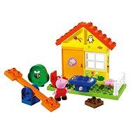 PlayBig Bloxx Peppa Pig Zahradní domček - Stavebnica