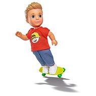 Simba Panáčik Timmy so skateboardom - Bábika
