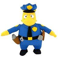 The Simpsons Chief Wiggum - Plyšová hračka
