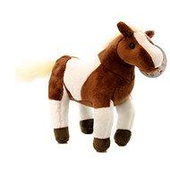 Hnedo-biely kôň - Plyšová hračka