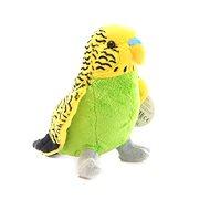 Andulka žltá - Plyšová hračka