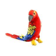 Papagáj - Plyšová hračka