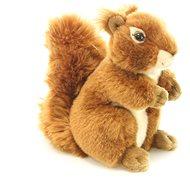 Veverička - Plyšová hračka
