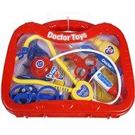 Doktorka kufrík - Tematická sada hračiek