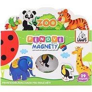 ZOO penové magnetky - Figúrky