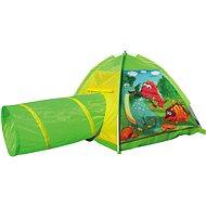 Dino s tunelom - Detský stan