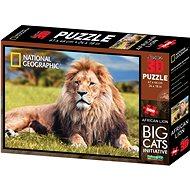 National Geographic 3D Puzzle Lev 500 dílků - Puzzle