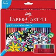 Farby Faber-Castell, 60 farieb - Pastelky