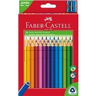 Faber-Castell Pastelky Jumbo, 30 Farieb - Pastelky
