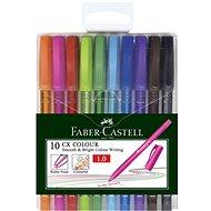 Faber-Castell Cx Colour 1,0 mm, 10 farieb