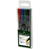 Faber-Castell Slim Multi Purpose Marker, 4 ks