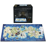 4D Hra o Tróny (Game of Thrones) Westeros MINI - Puzzle