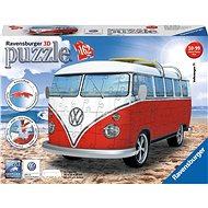 Ravensburger 3D 125166 VW autobus - Puzzle