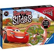 Ravensburger Disney Autá 3 Surpr. Slides PL/CZ/SK/RO - Puzzle