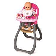 Smoby Baby Nurse Jedálenská stolička - Doplnok pre bábiky