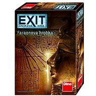 Úniková Hra: Faraónova Hrobka - Párty hra