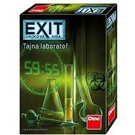 Úniková Hra: Tajné Laboratórium - Párty hra