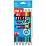 Maped Color Peps Duo, 24 farieb