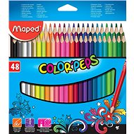 Maped Color Peps, 48 barev - Pastelky