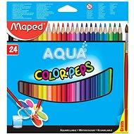 Maped Color Peps Aqua, 24 farieb