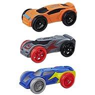 Nerf Nitro náhradné nitro autíčka 3 ks mix farieb - Rozšírenie herného setu