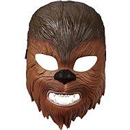 Star Wars Epizóda 8 Maska Chewbacca - Detská maska na tvár