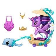 My Little Pony Podmorská herná súprava Twilight Sparkle - Figúrka