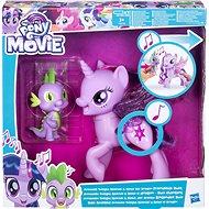 My Little Pony Hracia súprava so spievajúcou Twilight Sparkle a Spikom - Herná súprava