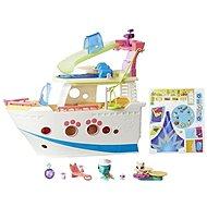 Littlest Pet Shop Výletná loď s 3 zvieratkami - Herný set