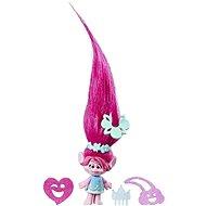 Trollovia Malá postavička Poppy s extra dlhými vlasmi - Figúrka