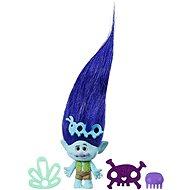 Trollovia Malá postavička Branch s extra dlhými vlasmi - Figúrka