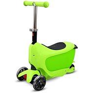 Buddy Toys BPC 4311 Taman 2 v 1 zelená - Detská kolobežka