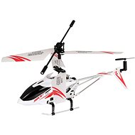 Buddy Toys BRH 319040 Falcon IV Buddy biely - Vrtuľník na diaľkové ovládanie