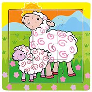 Ovečky - Puzzle