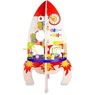 Hrací stôl Edukačná raketa - Herná sada