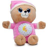 Medvedík spiace ružové - Plyšová hračka