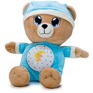 Medvídek Usínáček modrý - Plyšová hračka