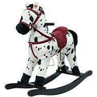 Kôň hojdací bielo-čierny - Hojdačka
