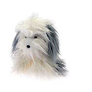 Mikro Trading Pes plyšový - Plyšová hračka