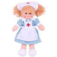 Bigjigs zdravotná sestrička Nancy 25 cm - Bábika