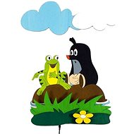 Dodo LED Krtko a žabka - Detská lampička