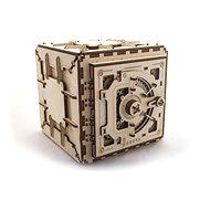 Ugears 3D Mechanický Trezor - Stavebnica
