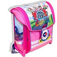 Štvorlístok ide ružový - Detský ruksak