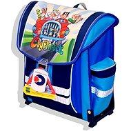 Štvorlístok ide modrý - Detský batoh