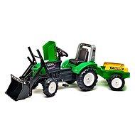 Traktor Lander Z240X - Šliapací traktor